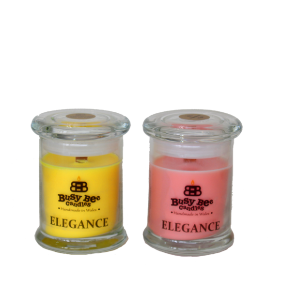 Busy Bee Elegance Candles