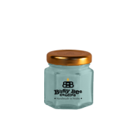Coconut Breeze Busy Bee Mini Me Candle