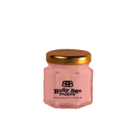 Marshmallow Delight Busy Bee Mini Me Candle