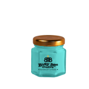 Rain Water Busy Bee Mini Me Candle