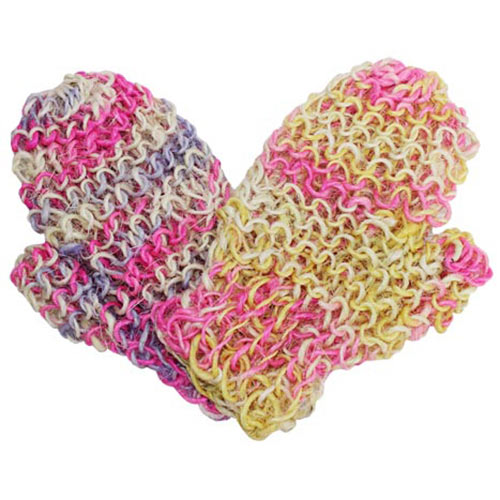 Fat Springy-Stringy Jute Glove