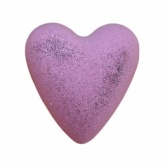 Whimsical Jasmine Heart Bath Bomb