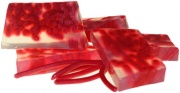 Strawberry and Guava Squiggle Soap
