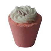 Strawberry Burst Bath Cupcake